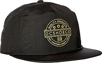 DC DC Mens Norts Hat, Black, One Size
