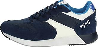Blanc Sneakers 1910 Everlast Bleu Petite EV Homme tfqnBYHw