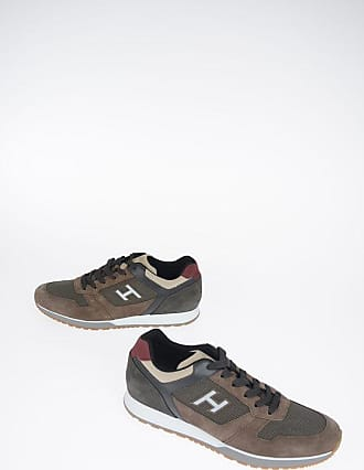 Hogan Fabric and suede Leather H321 Sneakers size 5,5