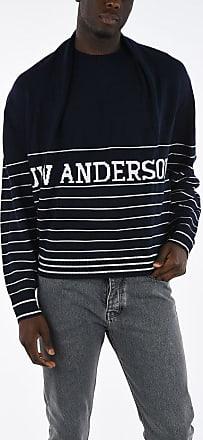 J.W.Anderson Wool Striped Sweater Größe L