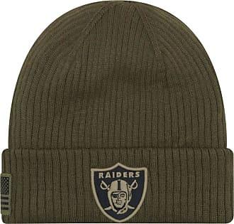 Oakland Raiders New Era Salute to Service Wintermütze