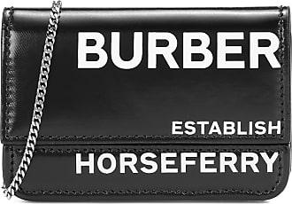 Burberry Jody logo cotton wallet