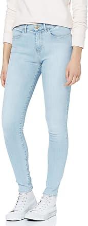 Wrangler Womens High Rise Skinny Jeans, Blue (Blue Jean Baby 95y), W29/L30