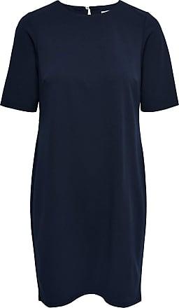 Jacqueline de Yong Womens Dress - Blue - L