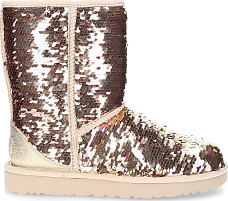 UGG Boots Flat SEQUIN