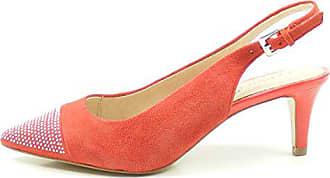 30a1918df1fa0f Caprice 9-29608-20 Schuhe Damen Sling Pumps Sandalen Weite G