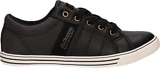 Kappa Women Trainers 304IHN0 CALEXI 917 Black Silver Size 2.5 UK