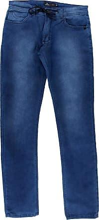 Rip Curl Calça Rip Curl Jeans Comfort Used Azul-44