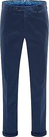 Pantaloni Torino Chino Slim Fit dunkelblau bei BRAUN Hamburg