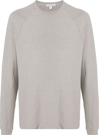 James Perse crew neck T-shirt - Grey