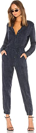 Young Fabulous & Broke Everest Jumpsuit in Navy