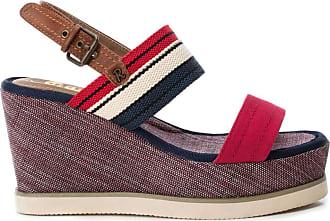 Refresh Womens Sandal REF069909 Red Size: 37 EU