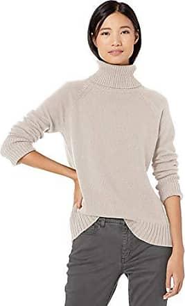 Marca Goodthreads Mid-Gauge Stretch V-Neck Sweater Mujer