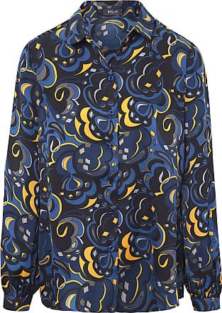 Basler Blouse Basler print Basler blue