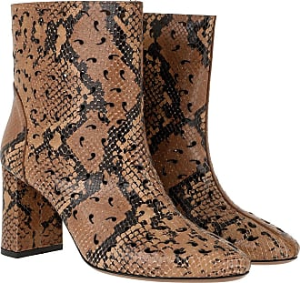 L'autre Chose Boots & Booties - Diamont Tubo Boot Cigar - brown - Boots & Booties for ladies