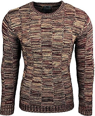978812594115 Rusty Neal Herren Pullover Hoodie Strickpullover Sweater Sweatshirt A1-RN-13340,  Farbe
