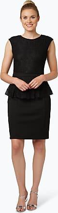 Adrianna Papell Damen Cocktailkleid schwarz
