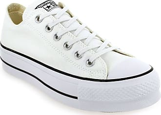 f02f16d91e1 Converse NEW - Baskets Converse chuck taylor all star lift ox blanc pour  Femme