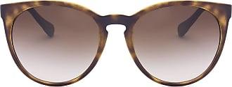 Kipling Óculos de Sol Kipling KP4052 F606 Tartaruga Lente Marrom Degradê Tam 53
