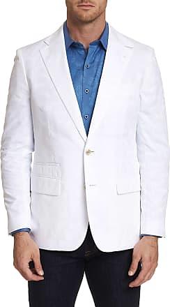 Robert Graham Mens Moris Sport Coat In White Size: 36R by Robert Graham