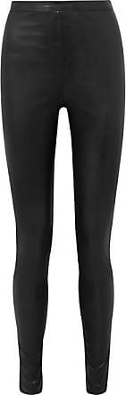 Philosophy di Lorenzo Serafini Faux Leather Leggings - Black