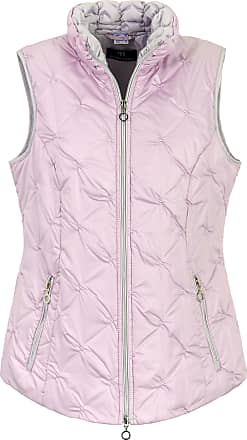Peter Hahn Quilted waistcoat Peter Hahn pale pink