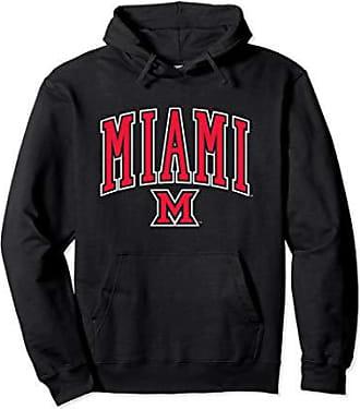 Venley Miami University MU RedHawks NCAA Hoodie 19MU-1