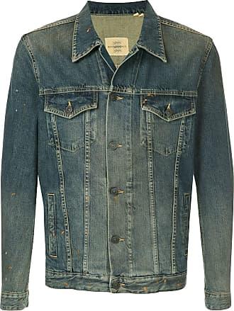 Kent & Curwen faded jacket - Blue