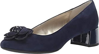 Anne Klein Womens HIRA Pump, Navy 8.5 M US