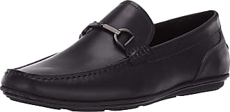 Kenneth Cole Reaction Mens Curtis Driver Driving Style Loafer, Black, 8 UK