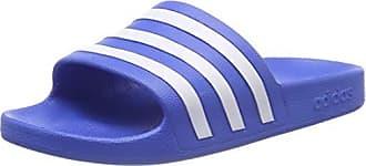 new concept 96c04 3a9c3 adidas Adidas Adilette Aqua, Unisex-Erwachsene Dusch-  Badeschuhe,  Mehrfarbig (Multicolor