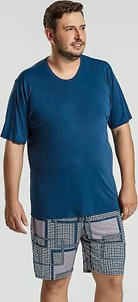 Recco Pijama Recco Plus Size Microfibra