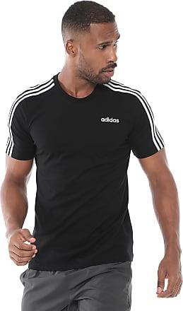 adidas Performance Camiseta adidas Performance E 3S Tee Preta