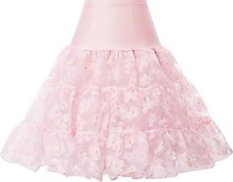 GRACE KARIN Maedchen Reifrock Unterrock Kinder Petticoat