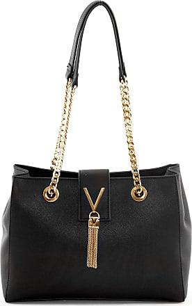 Mario Valentino Mario Valentino Womens Divina Sa Shoulder Bag 9 x 30.5 x 22.5 cm Black Size: One size