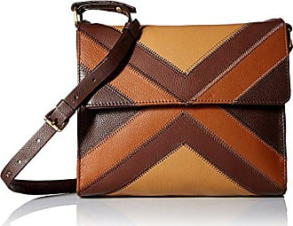 Isabella Fiore Womens Gipsy Cross-Body, Brown