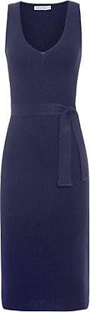 Market 33 Vestido de Tricot Com Lurex Market 33 - Azul