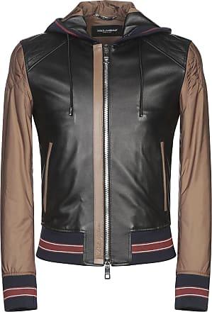 Vestes En Cuir Dolce & Gabbana® : Achetez jusqu''à −50