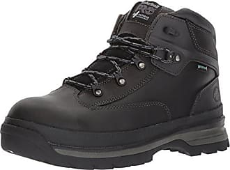 Timberland PRO Mens Euro Hiker Alloy Toe Waterproof Industrial & Construction Shoe, Black Full Grain Leather, 9 W US