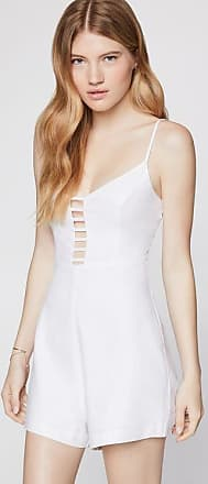 BCBGeneration Ladder Front Romper