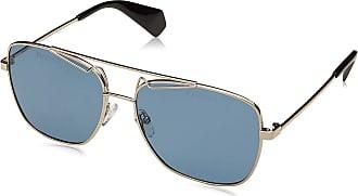 Polaroid PLD 6049/S/X PALE GOLD/BLUE 59/16/150 unisex Sunglasses