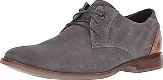 Rockport Mens Style Purpose Blucher Shoe, castlerock suede, 11.5 M US