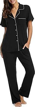 dfbd0bf7f8fae9 Schlafanzüge in Schwarz: Shoppe jetzt bis zu −60% | Stylight