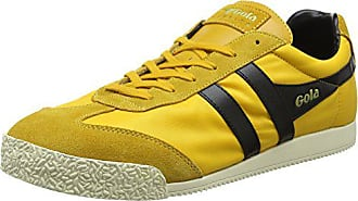 Black 42 Gola Yb Jaune Harrier Homme Baskets Nylon EU Sun w7rxqv7Rn