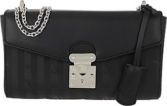 Maison Mollerus Rovio Crossbody Chain Bag Black/Silver