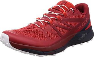 Salomon Sense Ride Trail Running Shoes - AW18-7.5 Red
