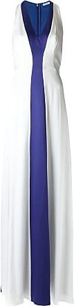 Tufi Duek Vestido longo com recortes - Branco