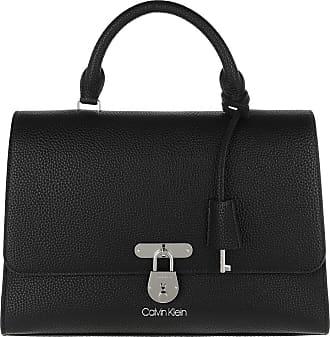 Calvin Klein Satchel Bags - Dressed Business Top Handle Black - black - Satchel Bags for ladies