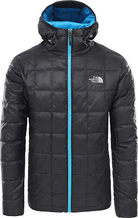 The North Face Mens Kabru Hooded Down Jacket XL Black