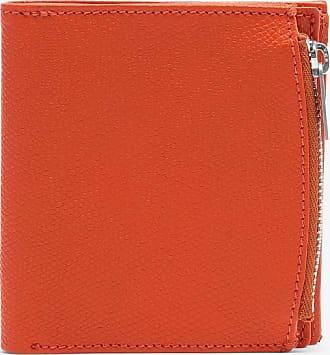 Maison Margiela Grainy Leather Zip Wallet